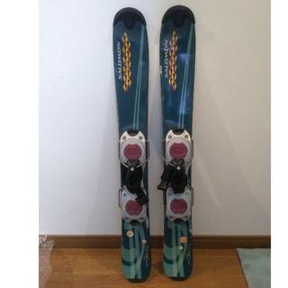 SALOMON - サロモン スノーブレード 専用バッグ付 ショートスキー ファンスキー