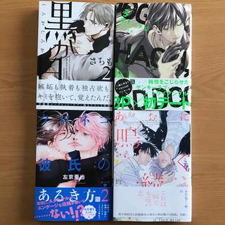 BL 11・12月 最新巻 大人気 ボーイズラブ コミック 4冊セット(BL)