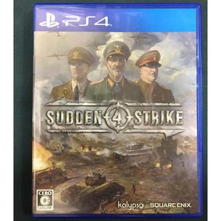 スクウェアエニックス(SQUARE ENIX)のサドンストライク4 PS4(家庭用ゲームソフト)