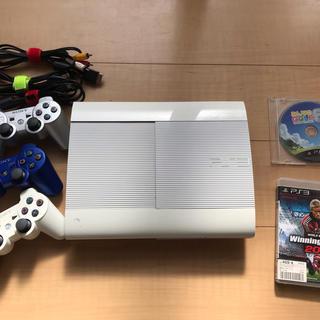 PlayStation3 - プレステ3 CECH-4000B  コントローラ3つ付き