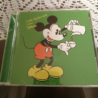 ディズニー(Disney)のディズニーCD  カフェ(その他)