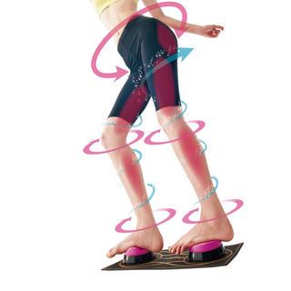 アディダス(adidas)の新品 美バランス 骨盤ネジルンバ ツイスト姿勢補正 下半身ダイエット 7560円(エクササイズ用品)