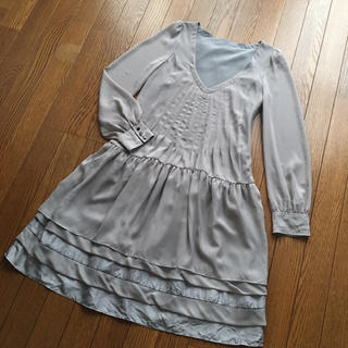 アバハウスドゥヴィネット(Abahouse Devinette)の美品☆アバハウスドゥヴィネット ドレス ワンピース(ひざ丈ワンピース)