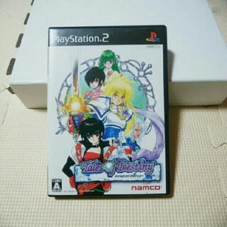 プレイステーション2(PlayStation2)のテイルズ  オブ  デスティニー(家庭用ゲームソフト)