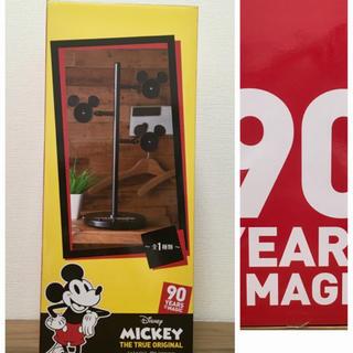 ディズニー(Disney)のミッキーマウス Anniversary プレミアム3灯LEDライト(テーブルスタンド)