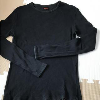 ザラ(ZARA)のザラメンズトップスリブカットソー(Tシャツ/カットソー(七分/長袖))