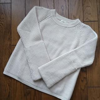イネド(INED)のINED ラグラン袖セーター(ニット/セーター)