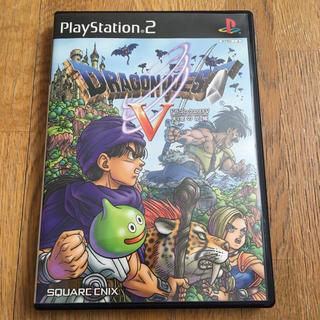 プレイステーション2(PlayStation2)のPS2 ドラゴンクエストⅤ 天空の花嫁 中古 ドラクエ5 プレステ2(家庭用ゲームソフト)