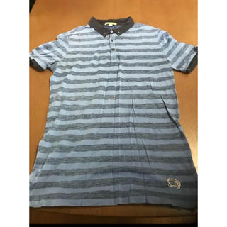 バーバリー(BURBERRY)の本国バーバリー社の『バーバリーロンドン』ボーダーポロシャツ‼︎超値下げします‼︎(ポロシャツ)