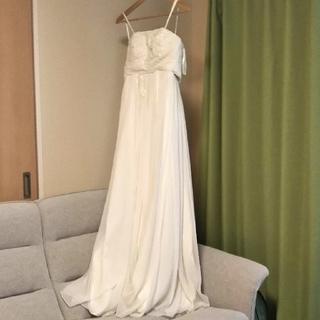 ヴェラウォン(Vera Wang)の【値下げ中】エンパイアウエディングドレス annan wedding(ウェディングドレス)