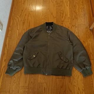 しまむら - リバーシブル MA1 ジャケット