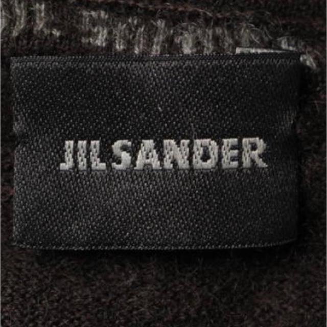 Jil Sander(ジルサンダー)の【値下げ!】JIL SANDER タートルネックニット/ブラウン メンズのトップス(ニット/セーター)の商品写真