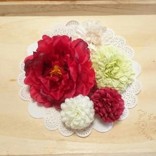 ◆成人式 結婚式 髪飾り③◆(ヘアアクセサリー)
