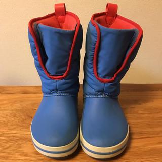 クロックス(crocs)のクロックスノーブーツ(ブーツ)