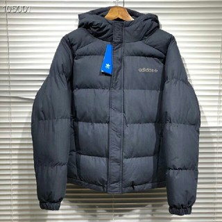 adidas - Adidas ブルー(blue)ダウンジャケット