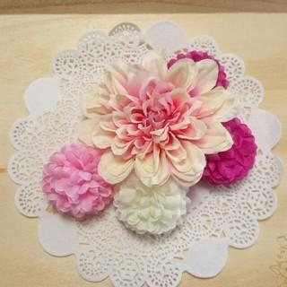 ◆成人式 結婚式 髪飾り⑤◆(ヘアアクセサリー)