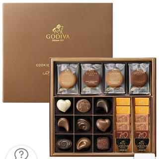 チョコレート(chocolate)のゴディバ GODIVA クッキー&チョコレートアソートメント 8枚&21枚(菓子/デザート)