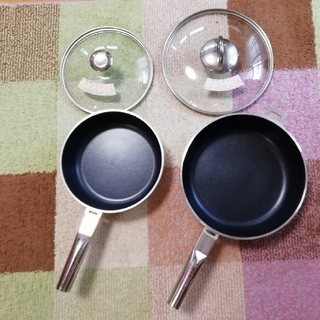 アサヒケイキンゾク(アサヒ軽金属)のオールパン⭐美品(鍋/フライパン)
