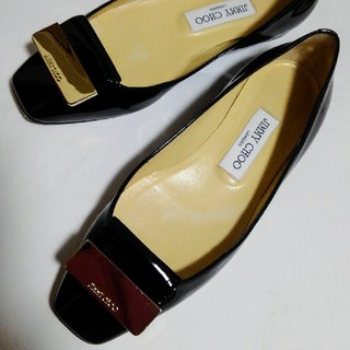 JIMMY CHOO - JIMMY CHOO 靴