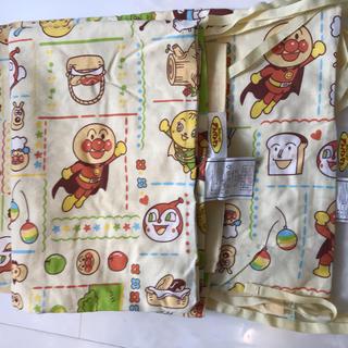 アンパンマン(アンパンマン)のアンパンマン お昼寝布団カバー 未使用 掛け敷きセット(シーツ/カバー)
