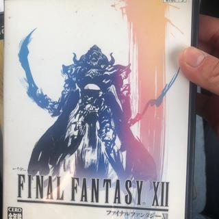 プレイステーション2(PlayStation2)のFINAL FANTASY ⅹⅱ  PS2(家庭用ゲームソフト)