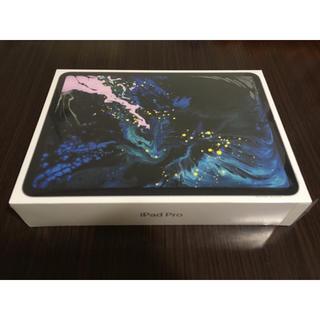 アイパッド(iPad)のiPad Pro 11インチ 2018 256GB シルバー 新品(タブレット)