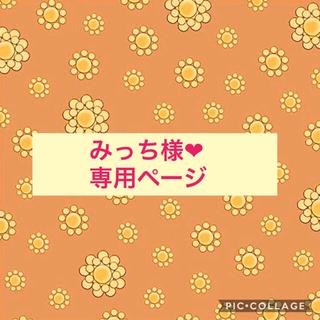 みっち様❤︎専用ページ(その他)