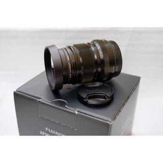 フジフイルム(富士フイルム)の美品 FUJIFILM 富士フイルム FUJINON XF50 F2 オマケ付(レンズ(単焦点))