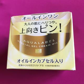 アクアレーベル(AQUALABEL)のアクアレーベル  スペシャルジェルクリーム(オールインワン化粧品)