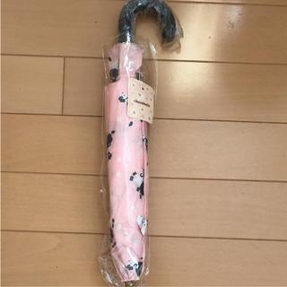 チョコホリック(CHOCOHOLIC)の☆ chocoholic ☆ 日傘 ☆ 新品 未使用 ☆ プードル ☆(傘)
