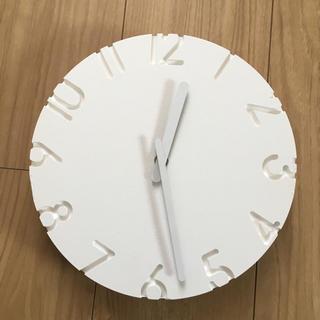 ザラホーム(ZARA HOME)のおしゃれな壁掛時計(掛時計/柱時計)