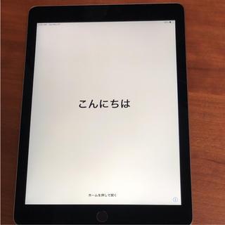 アイパッド(iPad)のなな様専用 iPad air2 16GB Wi-Fiモデル スペースグレイ(タブレット)