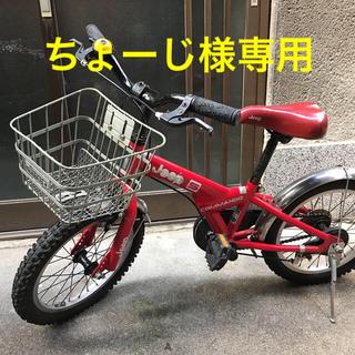 ジープ(Jeep)の子供用自転車 16インチ(自転車)