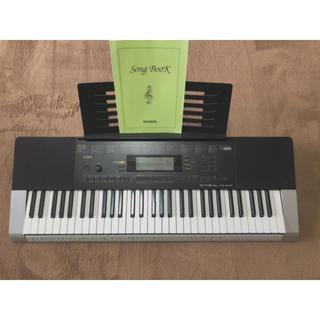 カシオ(CASIO)のCASIO CTK-4400 ベーシックキーボード(キーボード/シンセサイザー)