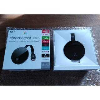 Google Chromecast Ultra(その他)