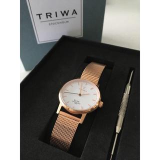 トリワ(TRIWA)の【美品】 TRIWA ELVA (腕時計)