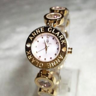アンクラーク(ANNE CLARK)のANNE CLARK 腕時計 新品電池交換レディースクォーツ (腕時計)