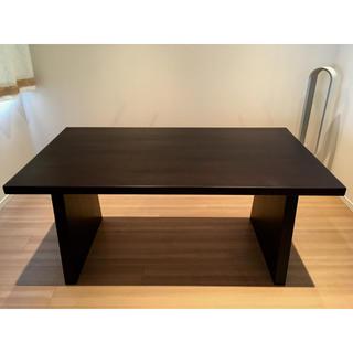 ★ダイニングテーブル ダークブラウン(ダイニングテーブル)
