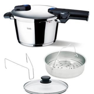 フィスラー(Fissler)の【新品&未使用】フィスラー ビタクイック 圧力鍋 4.5L (調理機器)