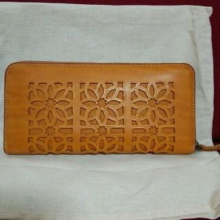 ゲンテン(genten)のゲンテンカットワーク(財布)