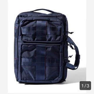 ブリーフィング(BRIEFING)の新品■BRIEFING×BEAMS PLUS■別注 3WAY BAG NAVY(ビジネスバッグ)