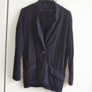 シマムラ(しまむら)の美品♡レディースジャケット(ノーカラージャケット)