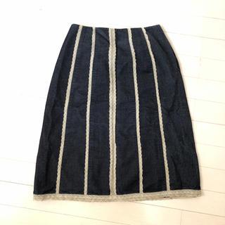 アトリエサブ(ATELIER SAB)のアトリエサブ 38スカート(ひざ丈スカート)