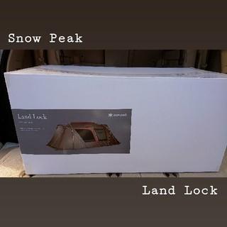 スノーピーク(Snow Peak)の最安 スノーピークランドロック 新品 未使用 TP-671R Snow Peak(テント/タープ)