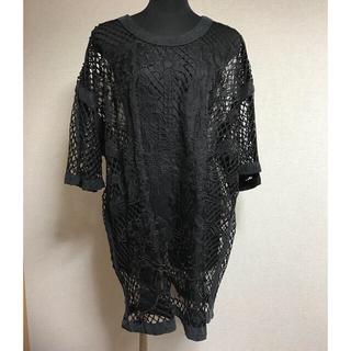 ココントーザイ(Kokon to zai (KTZ))のKTZメッシュBIGTシャツ(Tシャツ(半袖/袖なし))