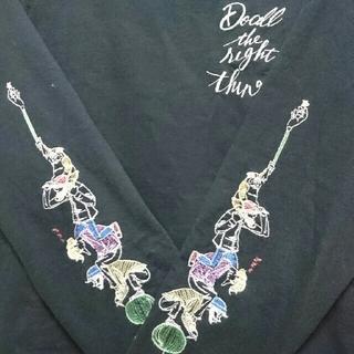 ロキエ(Lochie)のleft alone レフトアローン ロンT(Tシャツ(長袖/七分))