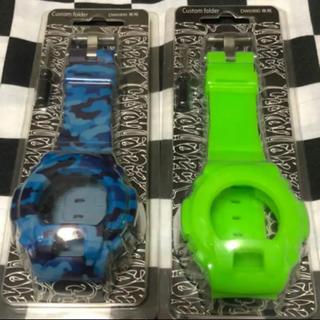 腕時計 カバー 新品未使用 2個セット(腕時計(デジタル))