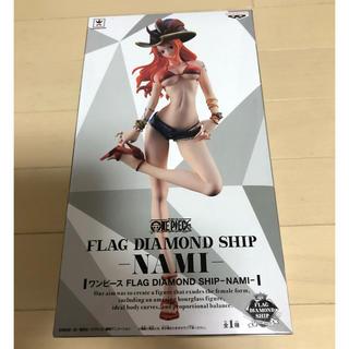 バンプレスト(BANPRESTO)のONE PIECE Flag Diamond Ship -NAMI-(フィギュア)