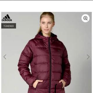 アディダス(adidas)のアディダス ダウンジャケット 新品未使用17400円+税(ダウンジャケット)