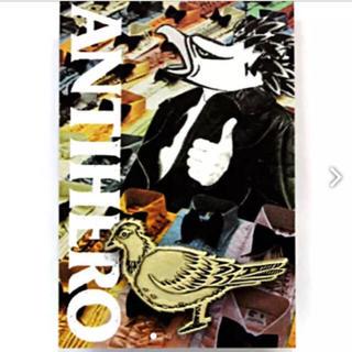 アンチヒーロー(ANTIHERO)のANTIHERO「PIGEON LAPEL PIN」(スケートボード)